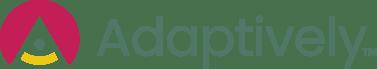 Adaptively green logo horiz